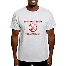 Anti Chemtrail #2 T-Shirt