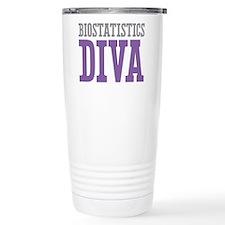 Biostatistics DIVA Travel Mug