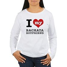 I love my Bachata Boyfriend T-Shirt