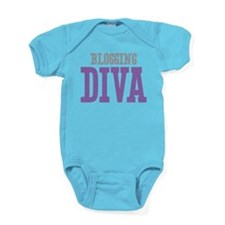 Blogging DIVA Baby Bodysuit