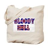 BLOODY HELL Tote Bag