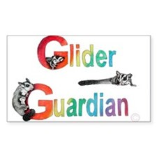 Glider Guardian Decal