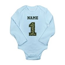 Personalized Camo 1 Body Suit