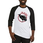 Love Vultures Baseball Jersey