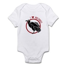 Love Vultures Infant Bodysuit