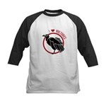 Love Vultures Kids Baseball Jersey