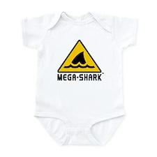 Mega Shark Infant Bodysuit