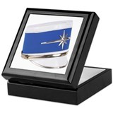 Marching Band Hat Keepsake Box