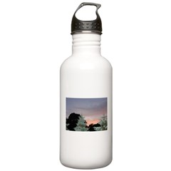 Colorful Sunset Water Bottle