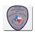 Texas Prison Mousepad