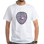 Texas Prison White T-Shirt