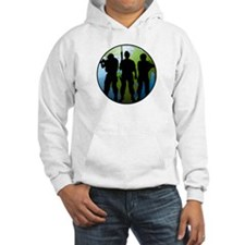 Airsoft Social Global Men Hoodie