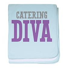 Catering DIVA baby blanket