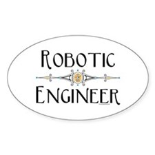 Robotic Engineer Line Decal