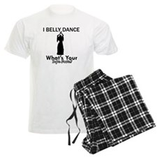 Bellydance my superpower Pajamas