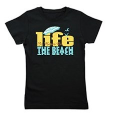 Life's Better Beach Girl's Tee