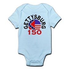 Gettysburg 150th Anniversary Civil War Body Suit