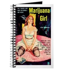 "Pulp Journal - ""Marijuana Girl"""