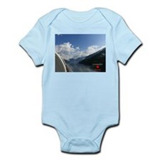 Cute Norwegian fjord Infant Bodysuit