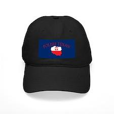 Polski Texan Polska Map Baseball Hat