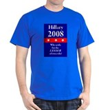Unique Hillary is evil T-Shirt