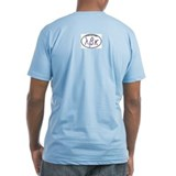 Fitted greek lbk T-shirt (Made in the USA)