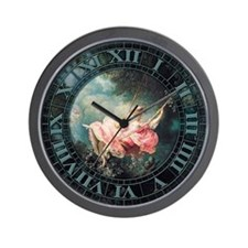 Fragonard The Swing Wall Clock