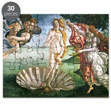 The Birth Of Venus Puzzle