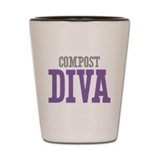 Compost DIVA Shot Glass