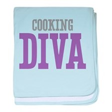 Cooking DIVA baby blanket