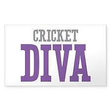 Cricket DIVA Stickers