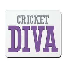 Cricket DIVA Mousepad