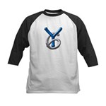 Young Six Flatline Records Kids Baseball Jersey