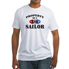 Property of a US Sailor Shirt