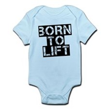 Born to Lift Body Suit