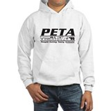 PETA - People eating Tasty An Hoodie Sweatshirt