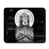 Golden Buddha Mousepad