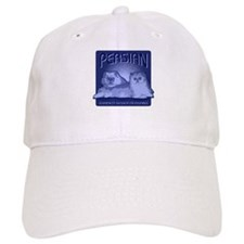 Silver Shaded Persians Baseball Cap