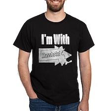 Im with Masshole T-Shirt