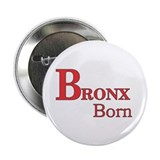"Bronx Born 2.25"" Button (10 pack)"