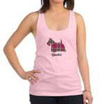 Terrier - Blackie Racerback Tank Top
