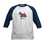 Terrier - Blackie Kids Baseball Jersey