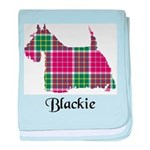 Terrier - Blackie baby blanket