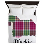 Terrier - Blackie Queen Duvet