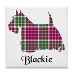 Terrier - Blackie Tile Coaster