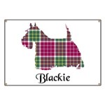 Terrier - Blackie Banner