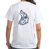 Tribal Wolf Art 9c Shirt