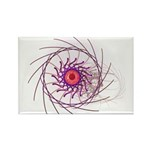 Eye of Chaos Rectangle Magnet