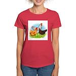 All American Trio Women's Dark T-Shirt