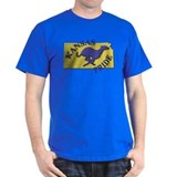 Greyhound T-Shirt/KS Pride